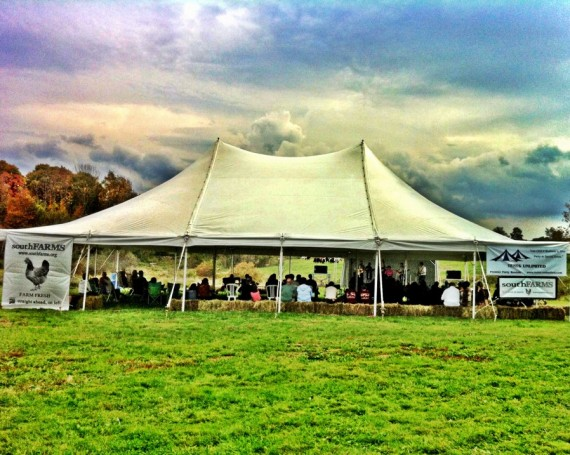 Sailcloth and Pole Tents