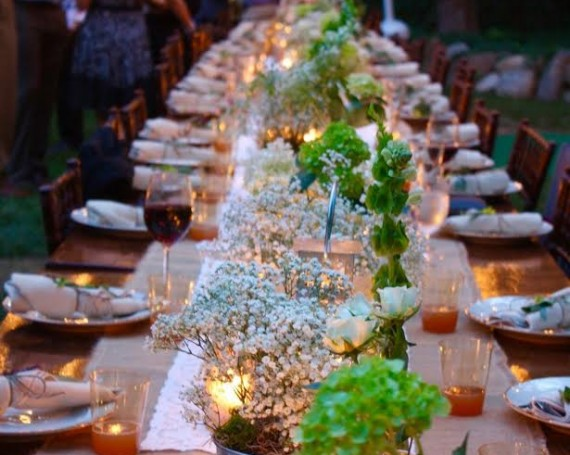Linens, Table Styles and Tableware