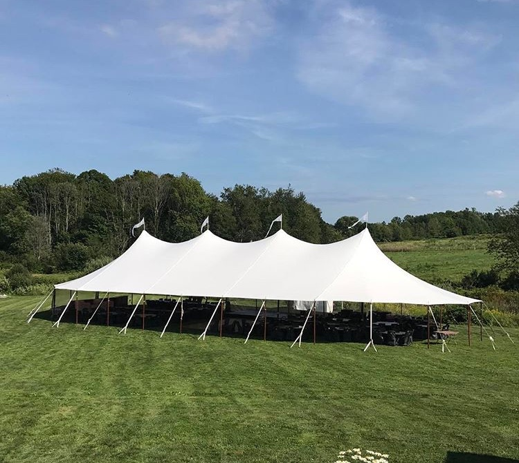 Tents Unlimited » Sailcloth and Pole Tents