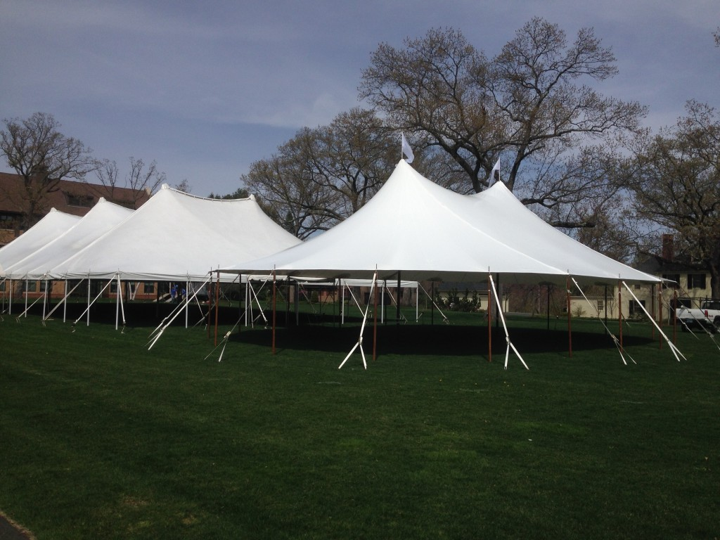 Pole Tents  & Tents Unlimited » Sailcloth and Pole Tents