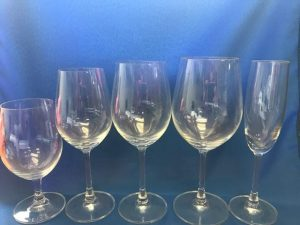 Vineyard Glassware Collection