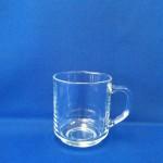 French Glass Mug